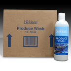 Produce Wash with Grapefruit Extract, 16 oz. Bottles (Case of 12) from Biokleen